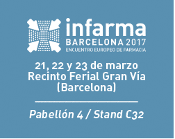 Infarma 2017 - Pabellón 4 / Stand C32
