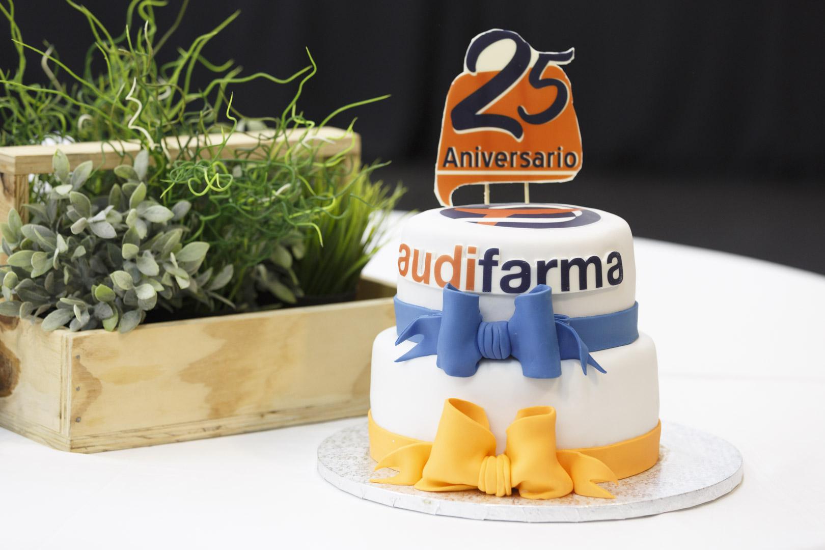 25 Aniversario de Audifarma