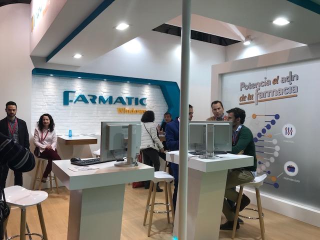 Farmatic en Infarma 2018