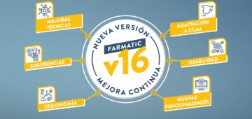 Nueva versión Farmatic v16
